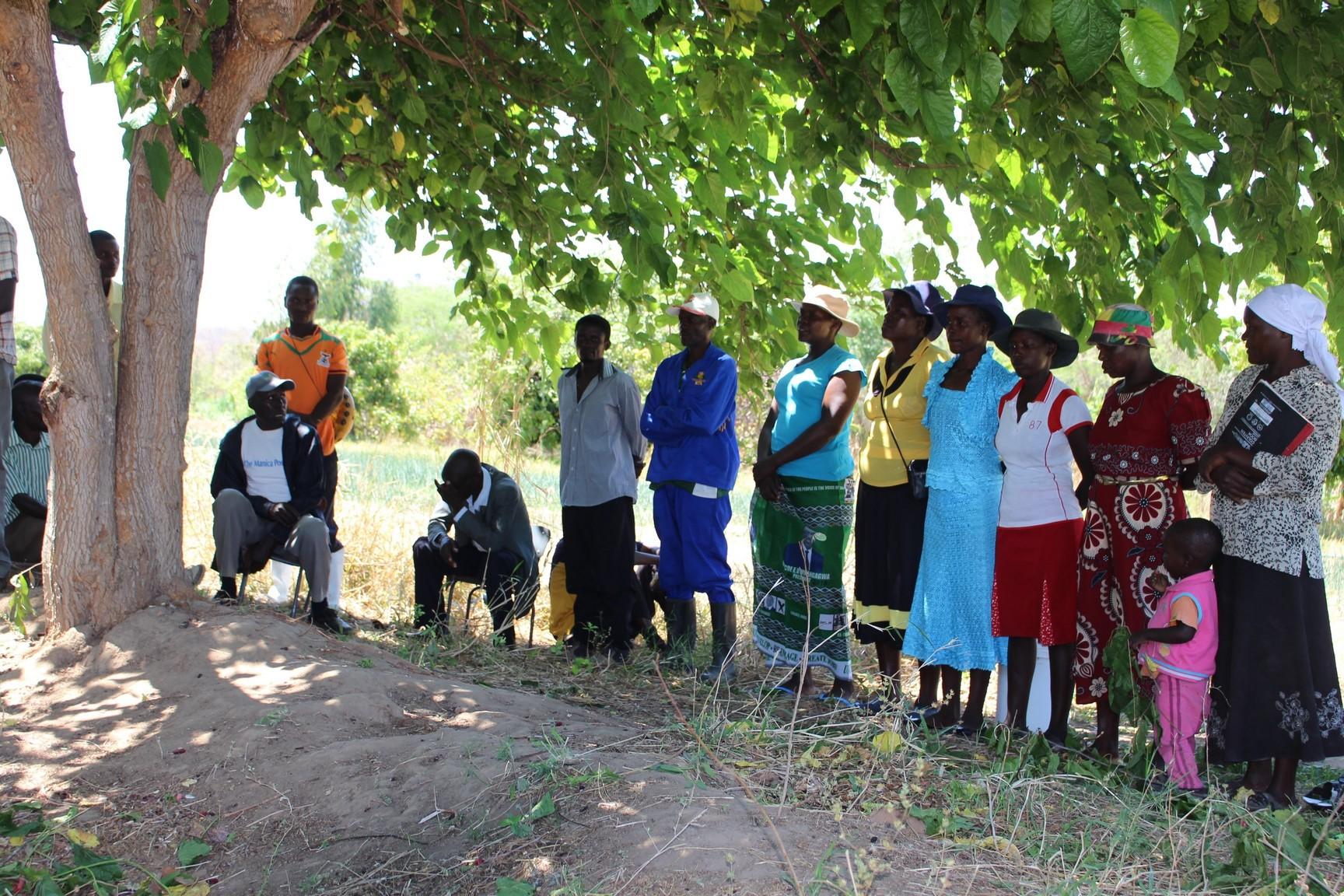 ECLF's Mutoko Exchange Visit